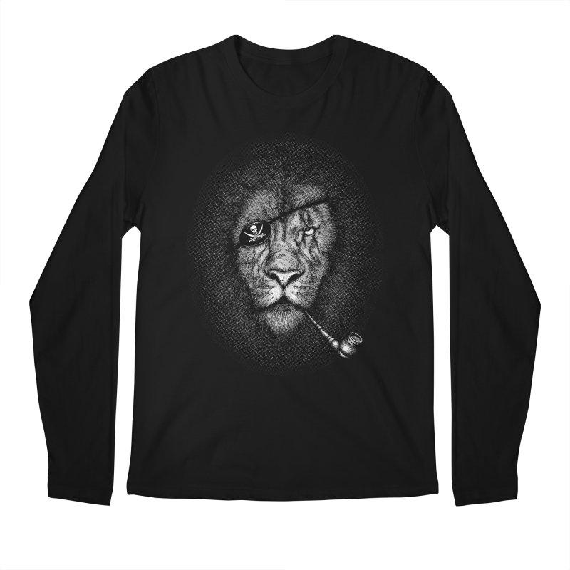 The King of Pirate Men's Regular Longsleeve T-Shirt by Jun087