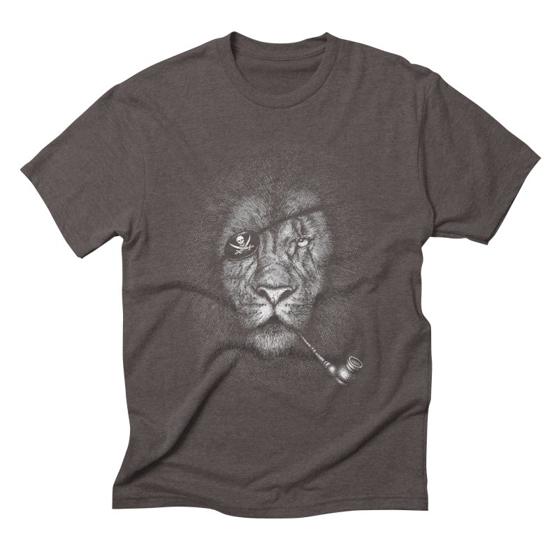 The King of Pirate Men's Triblend T-shirt by Jun087