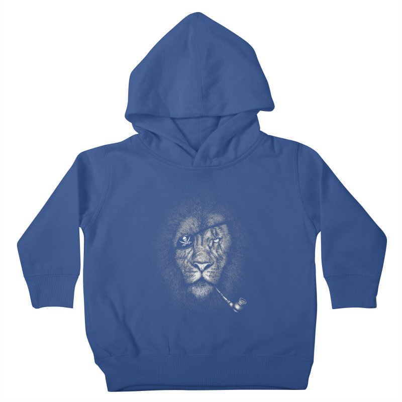 The King of Pirate Kids Toddler Pullover Hoody by Jun087