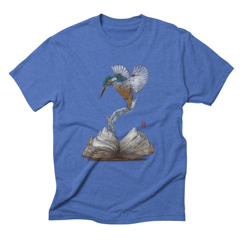 Alive Men's Triblend T-Shirt by Jun087