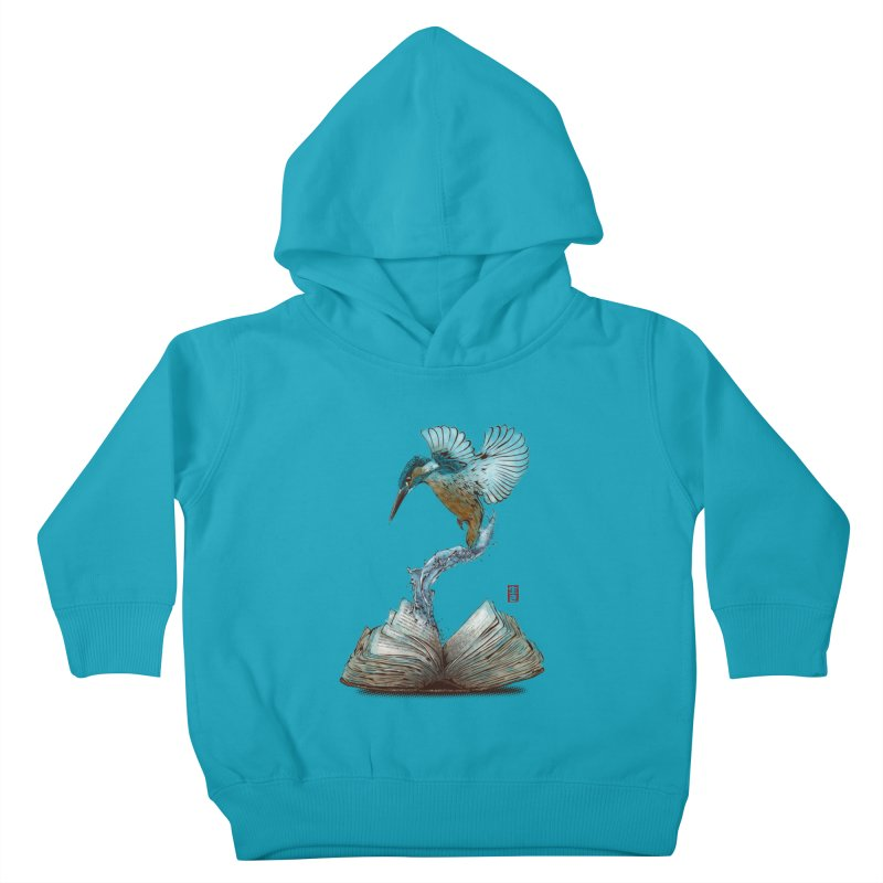 Alive Kids Toddler Pullover Hoody by Jun087