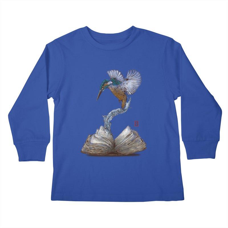 Alive Kids Longsleeve T-Shirt by Jun087