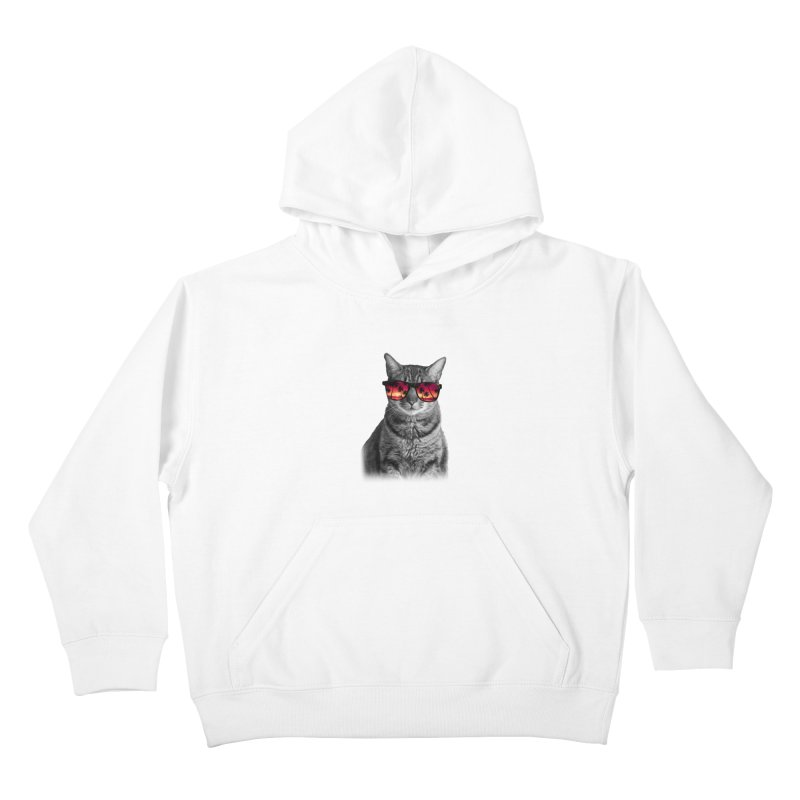 summer time  Kids Pullover Hoody by jun21's Artist Shop