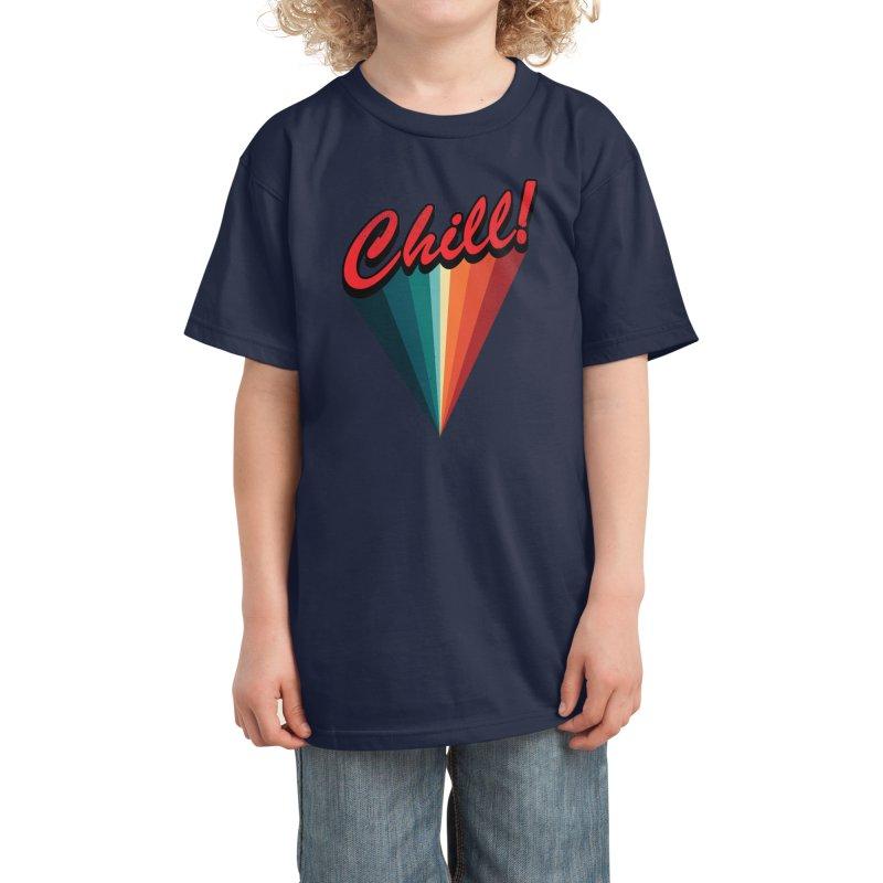 Chill Kids T-Shirt by jun21's Artist Shop