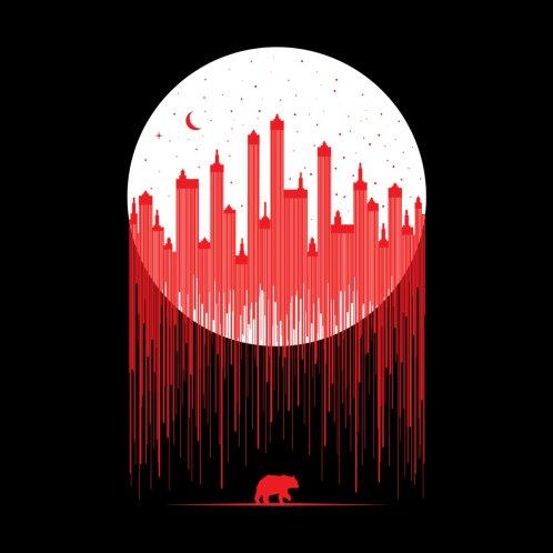 Design for Bear & City Downpour