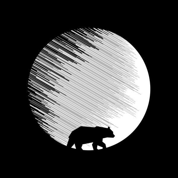 Design for Bear & Moonfall
