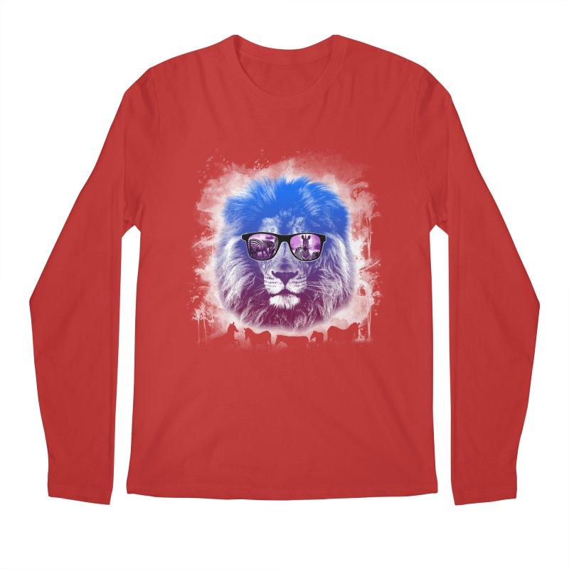 hunting time  Men's Longsleeve T-Shirt by jun21's Artist Shop