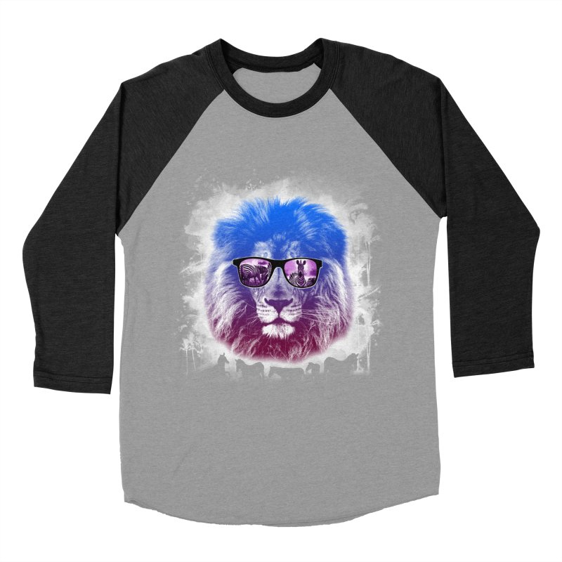 hunting time  Men's Baseball Triblend T-Shirt by jun21's Artist Shop