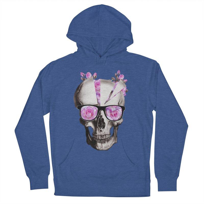 cool skull  Men's Pullover Hoody by jun21's Artist Shop