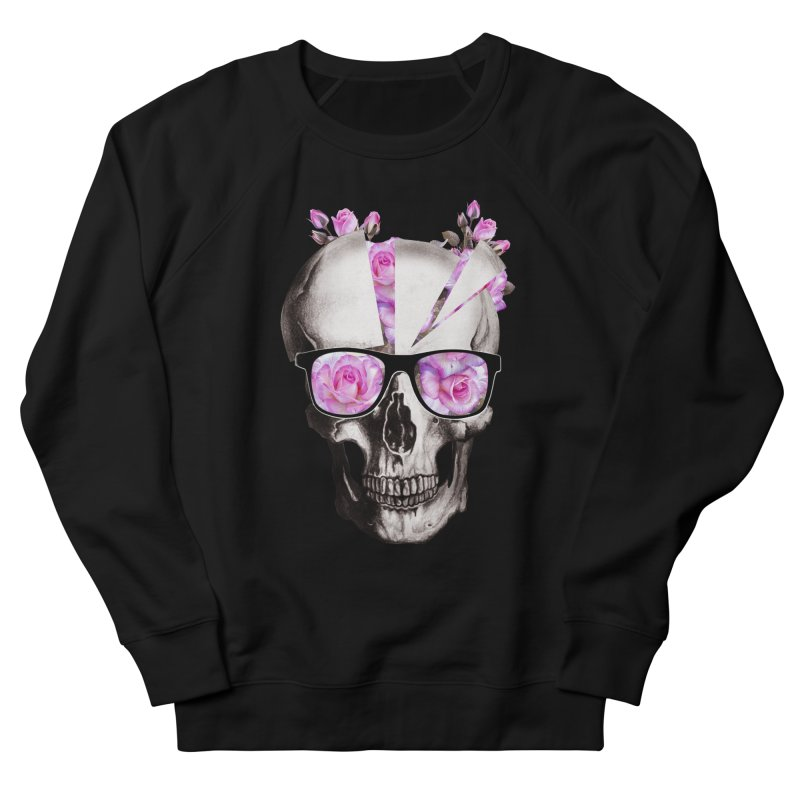 cool skull  Women's Sweatshirt by jun21's Artist Shop