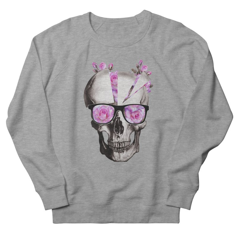 cool skull  Men's Sweatshirt by jun21's Artist Shop