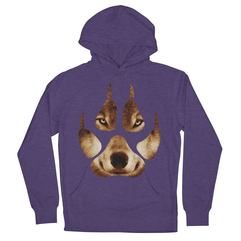 wolf mark  Women's Pullover Hoody by jun21's Artist Shop