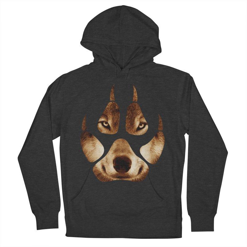 wolf mark  Men's Pullover Hoody by jun21's Artist Shop