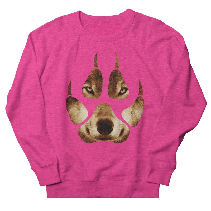 wolf mark  Men's Sweatshirt by jun21's Artist Shop