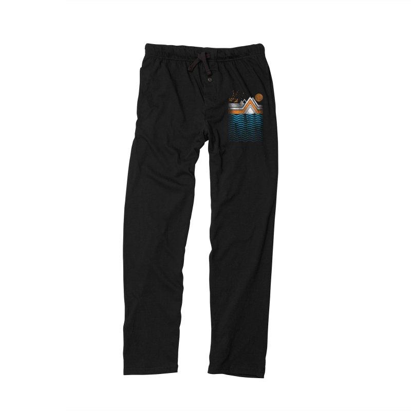 Sunset Men's Lounge Pants by jun21's Artist Shop