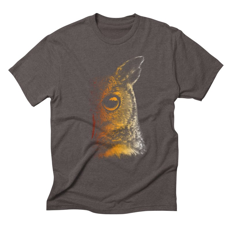 hunting time Men's Triblend T-Shirt by jun21's Artist Shop
