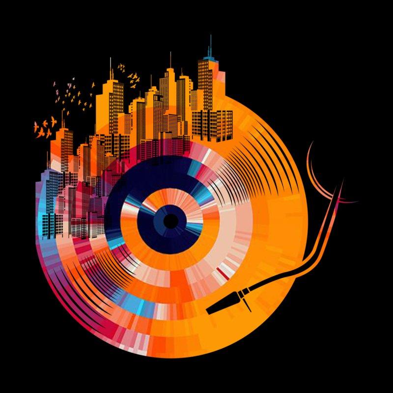 vinyl city by jun21's Artist Shop