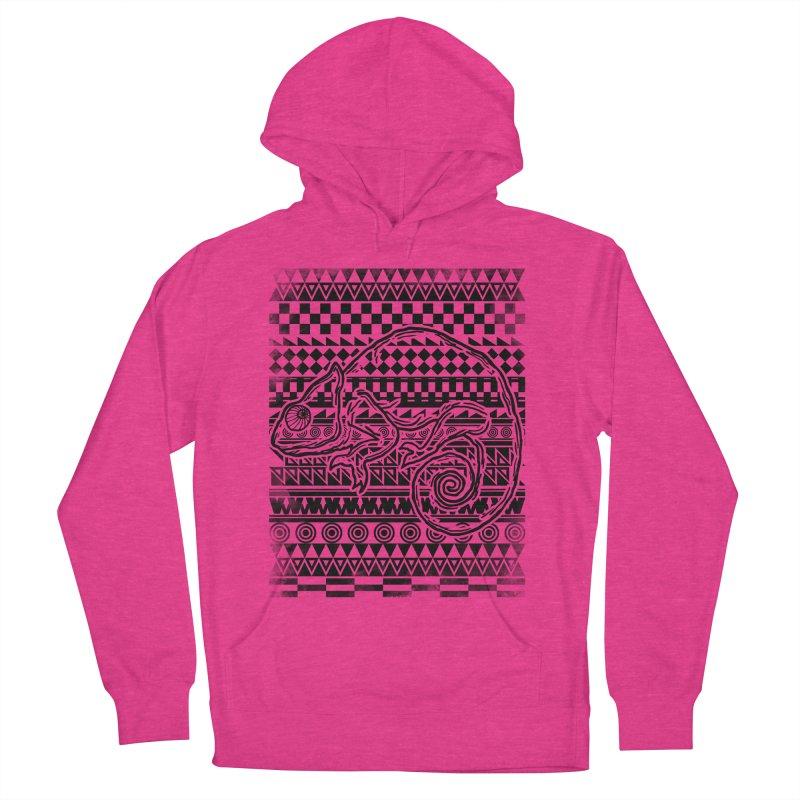 Chameleon Women's Pullover Hoody by jun21's Artist Shop