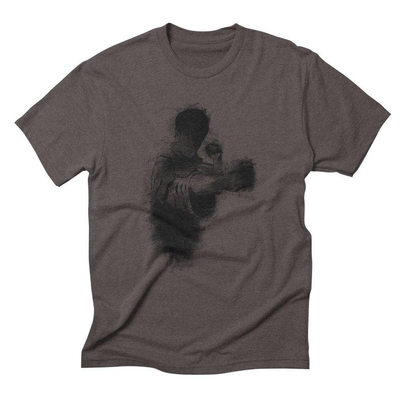 The Dragon Men's Triblend T-Shirt by jun21's Artist Shop
