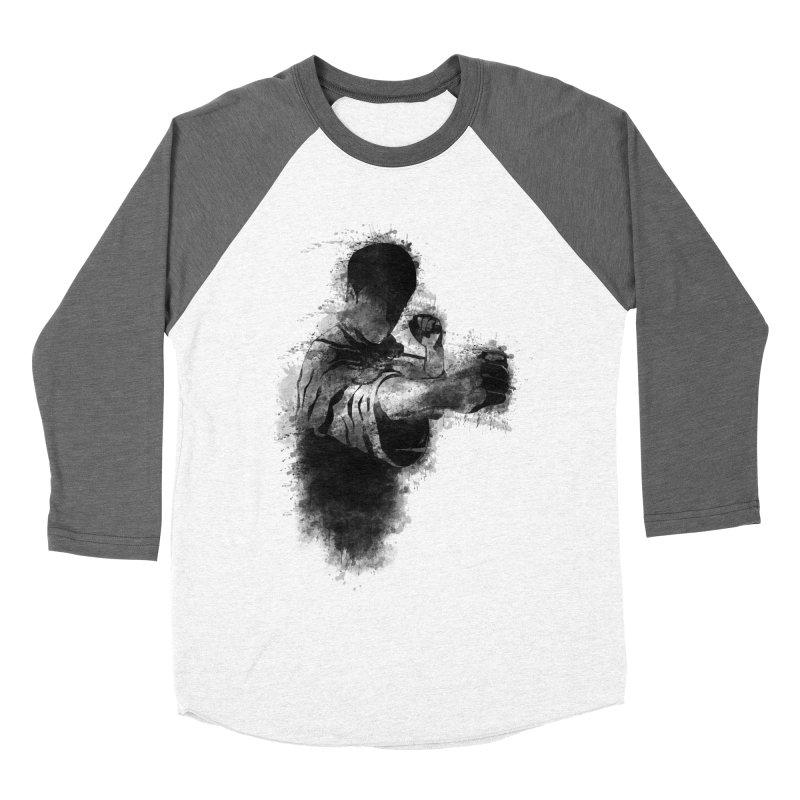 The Dragon Men's Baseball Triblend T-Shirt by jun21's Artist Shop