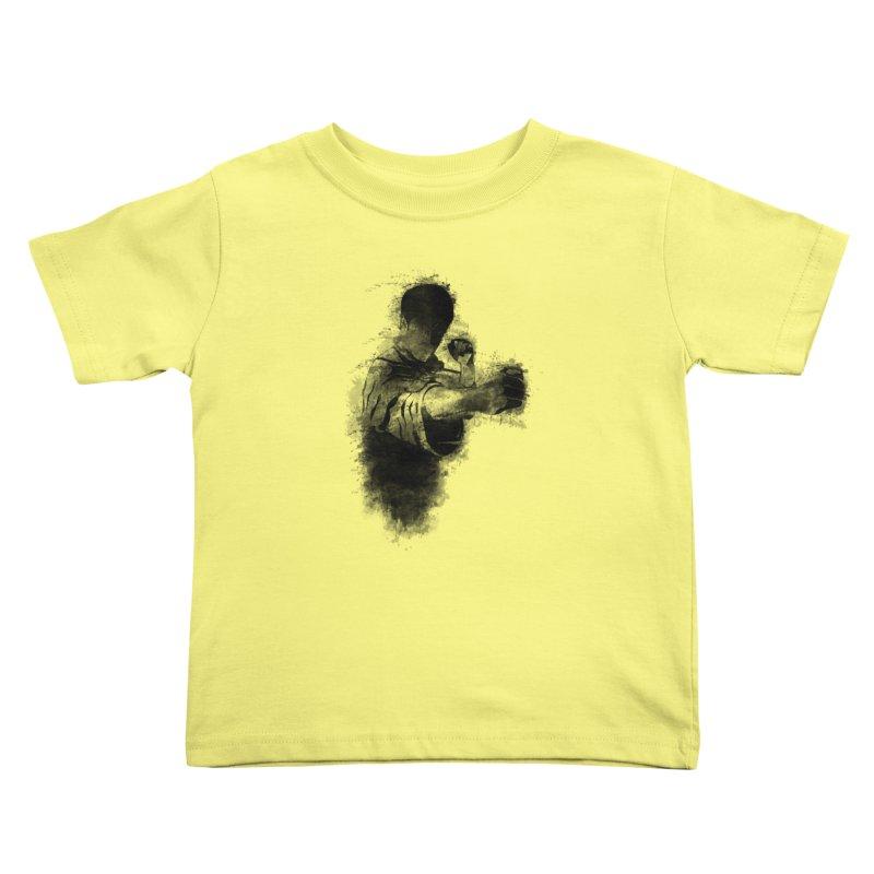 The Dragon Kids Toddler T-Shirt by jun21's Artist Shop