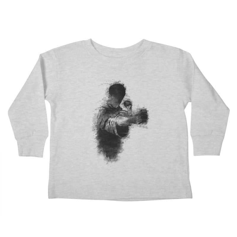 The Dragon Kids Toddler Longsleeve T-Shirt by jun21's Artist Shop