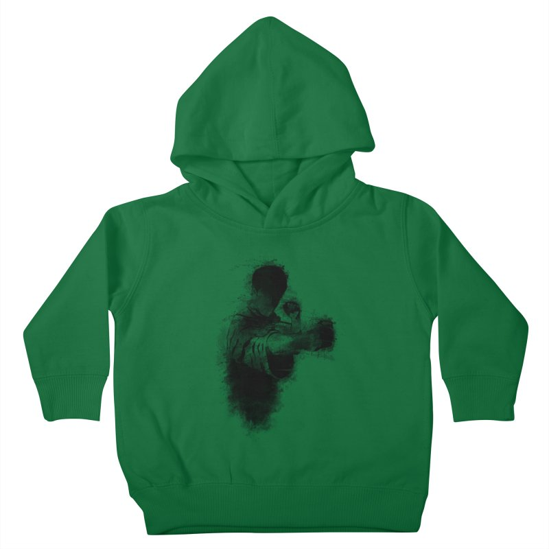 The Dragon Kids Toddler Pullover Hoody by jun21's Artist Shop