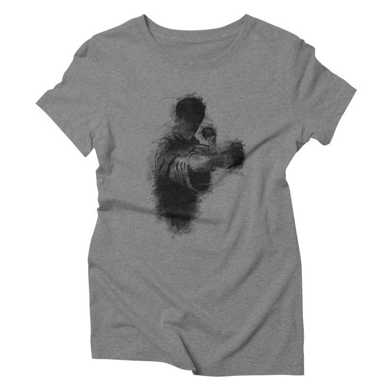The Dragon Women's Triblend T-Shirt by jun21's Artist Shop