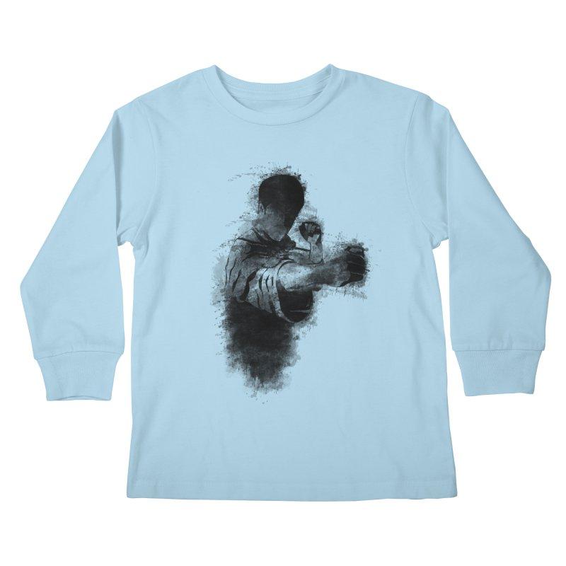 The Dragon Kids Longsleeve T-Shirt by jun21's Artist Shop
