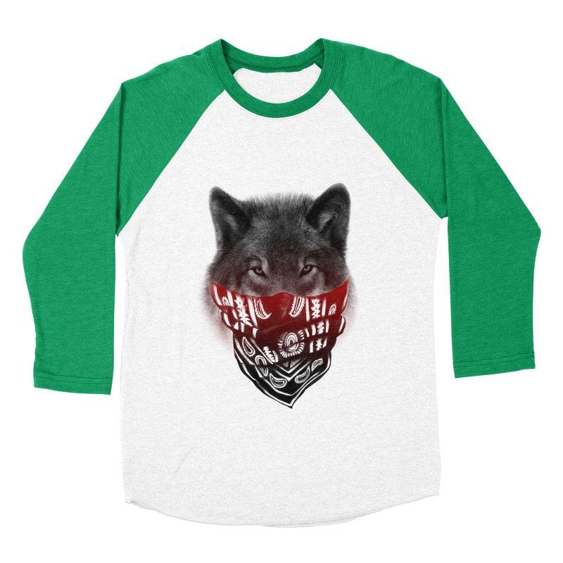 gangster Women's Baseball Triblend T-Shirt by jun21's Artist Shop