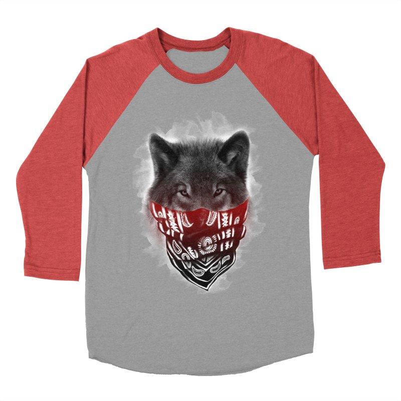 gangster Men's Baseball Triblend T-Shirt by jun21's Artist Shop