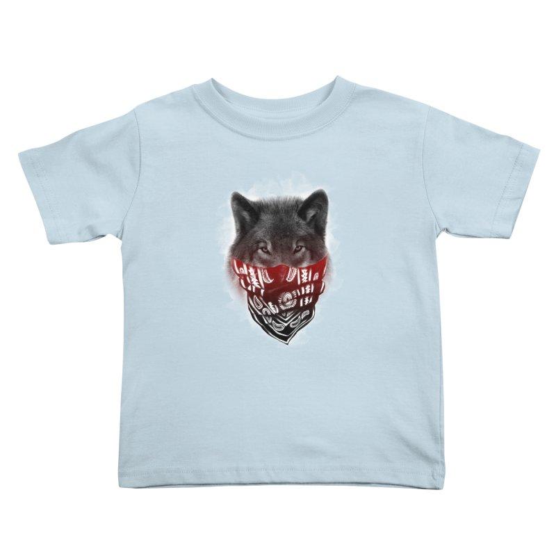 gangster Kids Toddler T-Shirt by jun21's Artist Shop