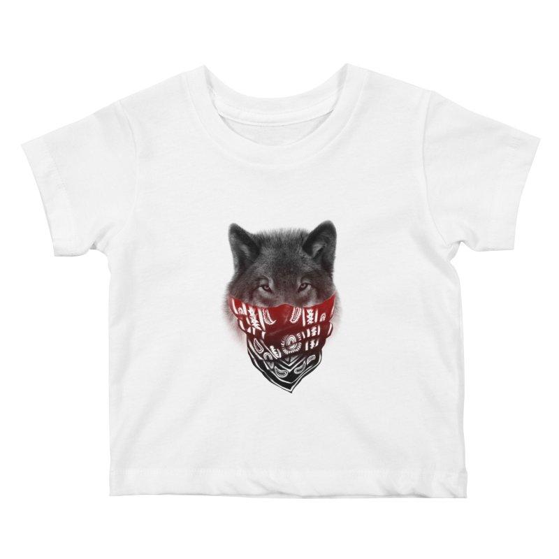 gangster Kids Baby T-Shirt by jun21's Artist Shop