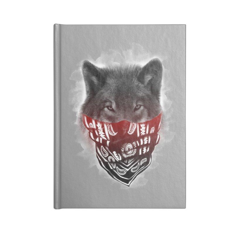 gangster Accessories Notebook by jun21's Artist Shop