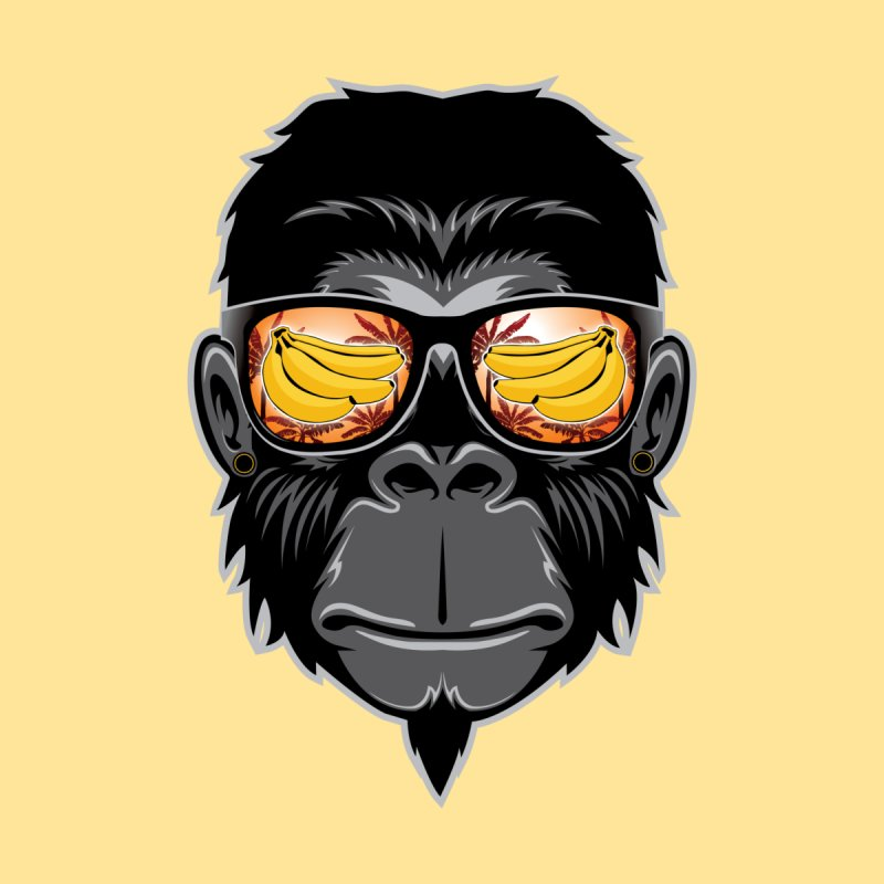 cool monkey by jun21's Artist Shop