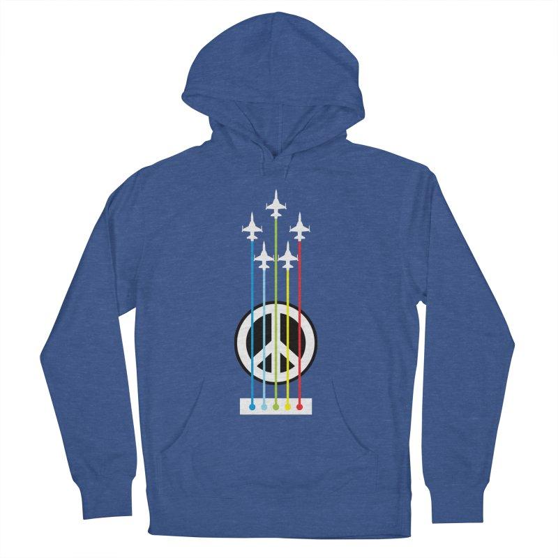 make peace not war Women's Pullover Hoody by jun21's Artist Shop