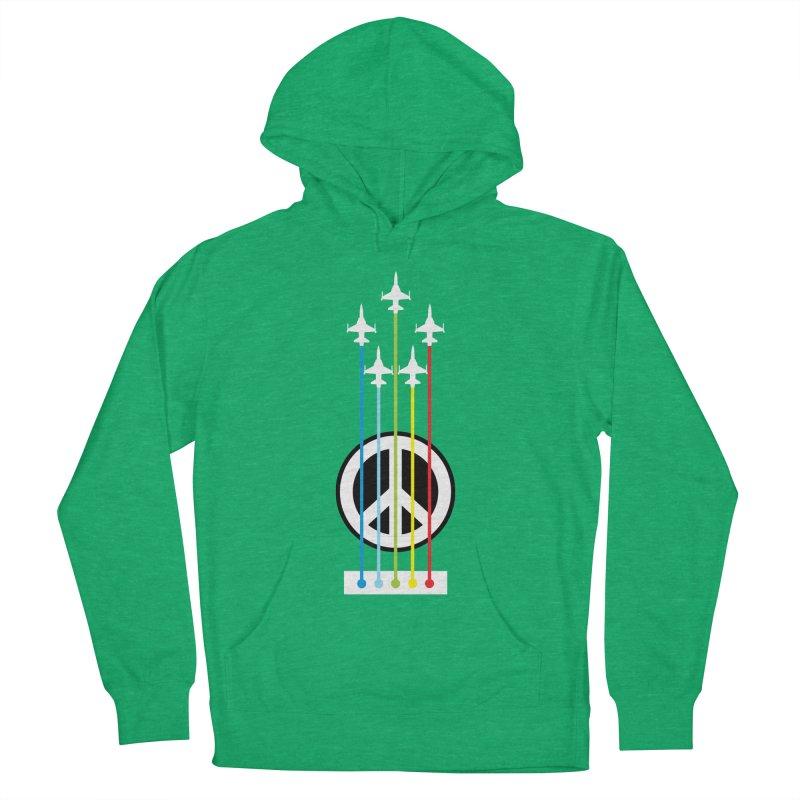 make peace not war Men's Pullover Hoody by jun21's Artist Shop