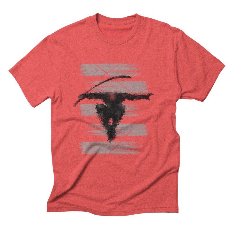 ninja Men's Triblend T-Shirt by jun21's Artist Shop