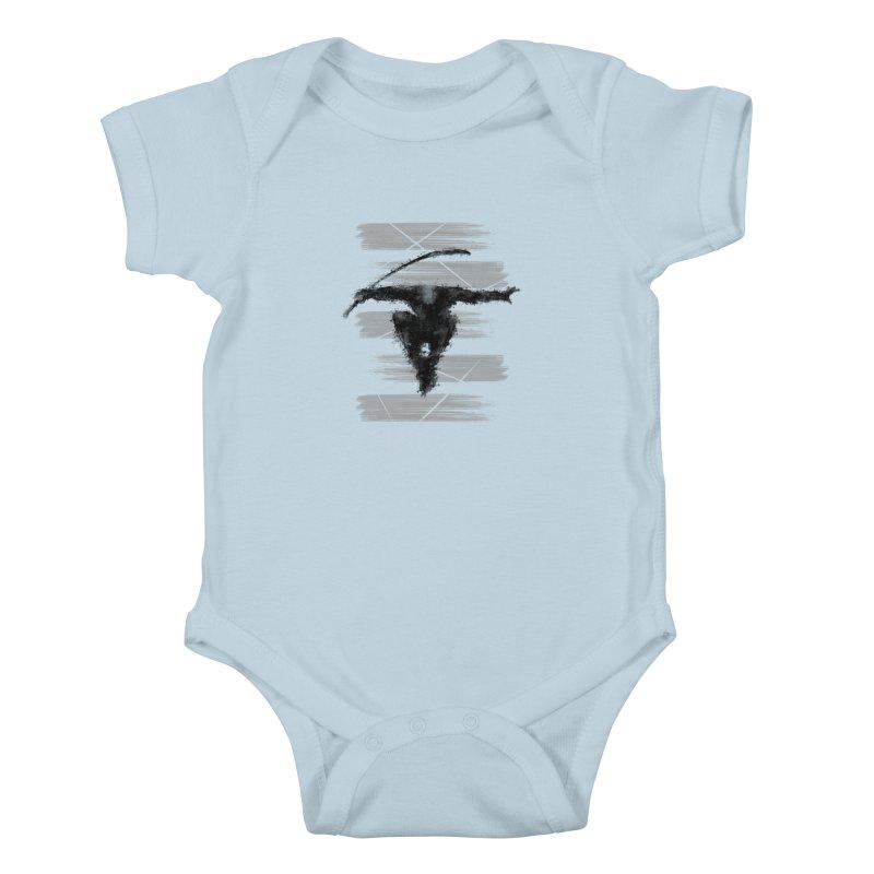ninja Kids Baby Bodysuit by jun21's Artist Shop