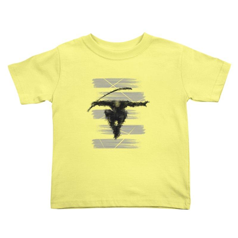 ninja Kids Toddler T-Shirt by jun21's Artist Shop