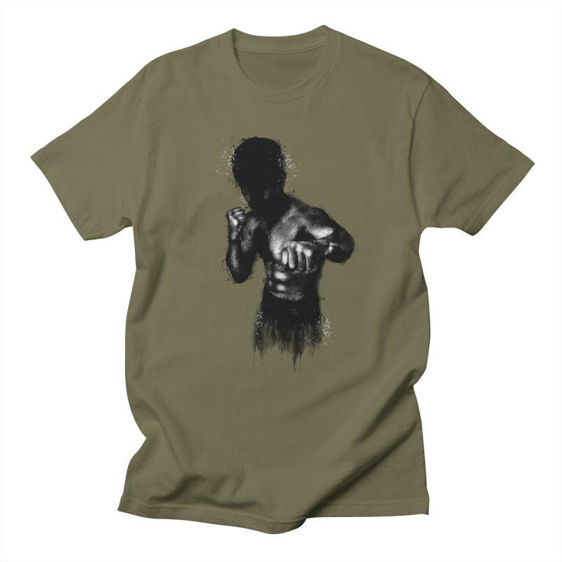 the champ Men's T-Shirt by jun21's Artist Shop