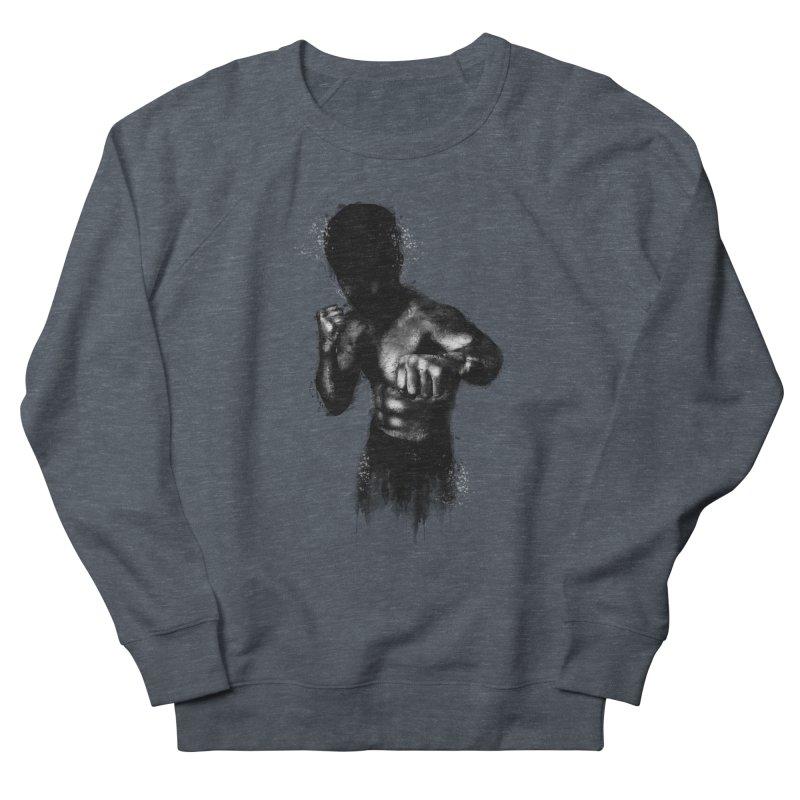 the champ Men's Sweatshirt by jun21's Artist Shop