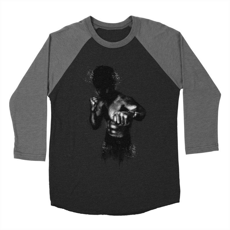 the champ Women's Baseball Triblend T-Shirt by jun21's Artist Shop