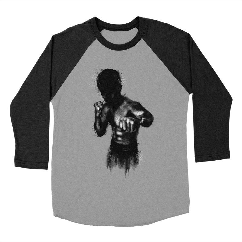 the champ Men's Baseball Triblend T-Shirt by jun21's Artist Shop