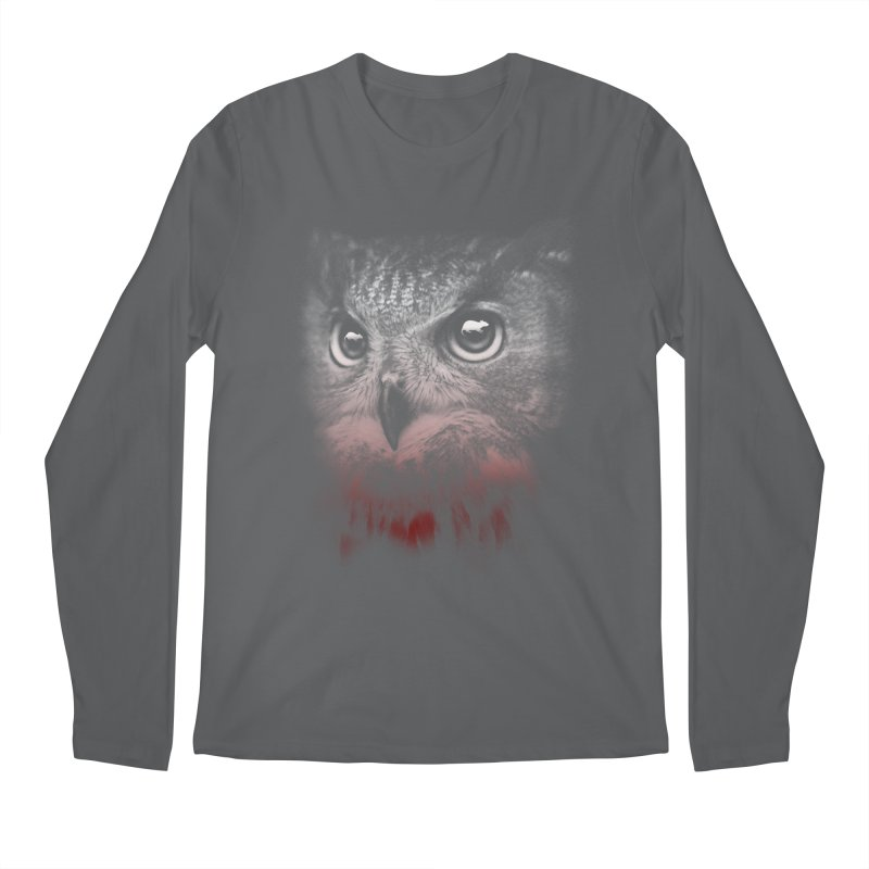hunting time Men's Longsleeve T-Shirt by jun21's Artist Shop