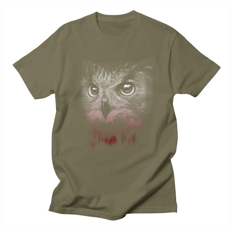 hunting time Men's T-Shirt by jun21's Artist Shop