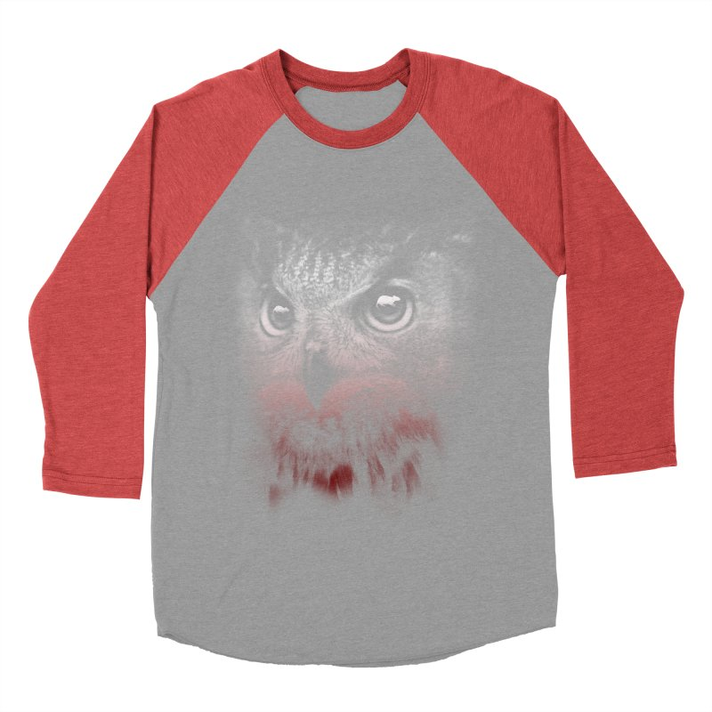 hunting time Women's Baseball Triblend T-Shirt by jun21's Artist Shop