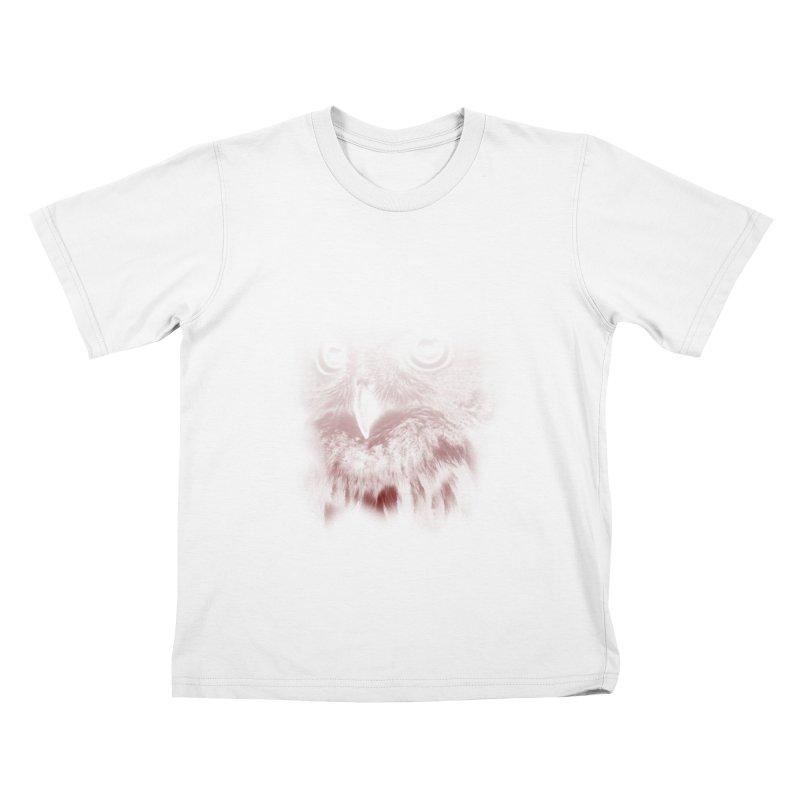 hunting time Kids T-Shirt by jun21's Artist Shop
