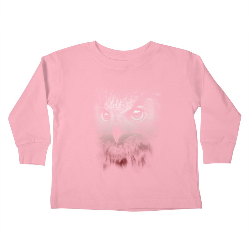 hunting time Kids Toddler Longsleeve T-Shirt by jun21's Artist Shop