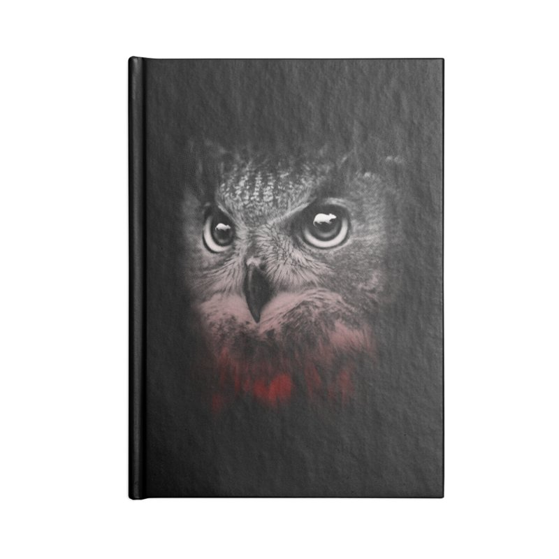 hunting time Accessories Notebook by jun21's Artist Shop